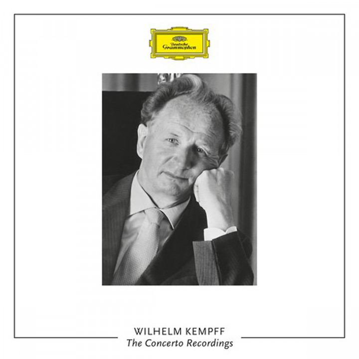 The Concerto Recordings On DG And Decca: Kempff,Wilhelm/DP/BP/SOBR/+