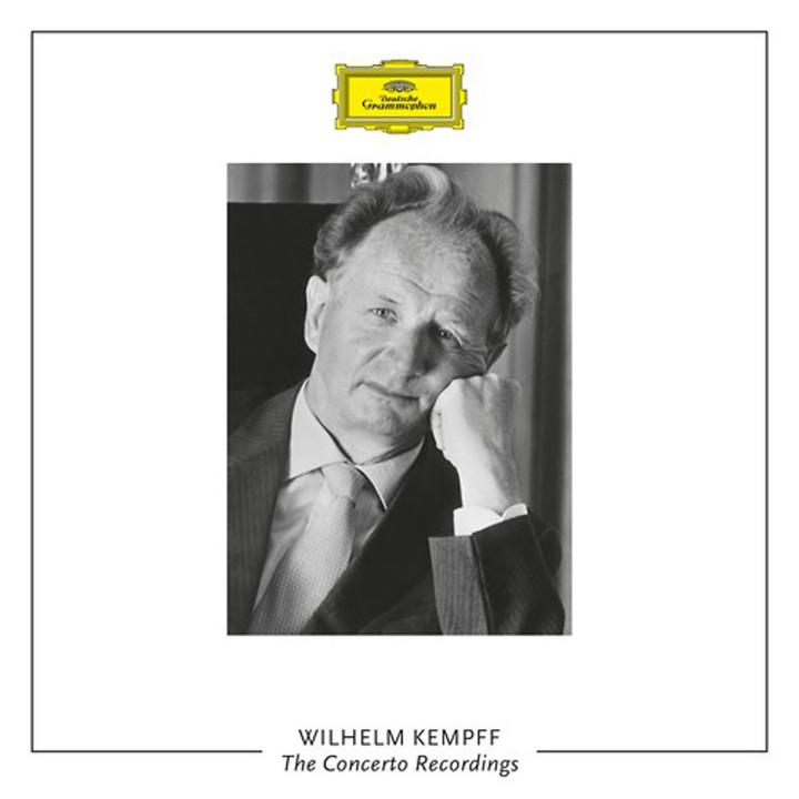 The Concerto Recordings On DG And Decca: Kempff,Wilhelm/DP/BP/SOBR/+