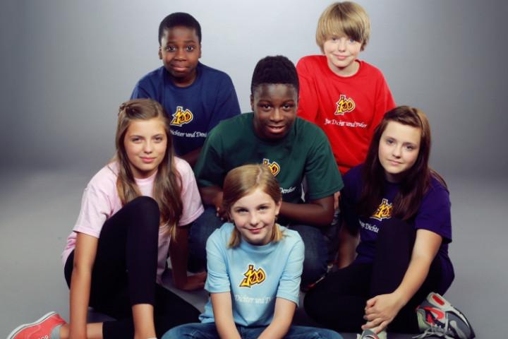 Junge Dichter und Denker - Gruppenbild