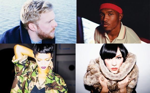 Frank Ocean, Frank Ocean, Rihanna und Alex Clare für die BRIT Awards nominiert