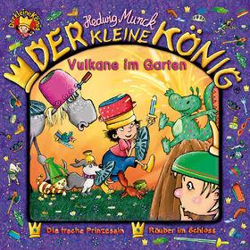 Der kleine König, 29: Vulkane im Garten, 00602537243525