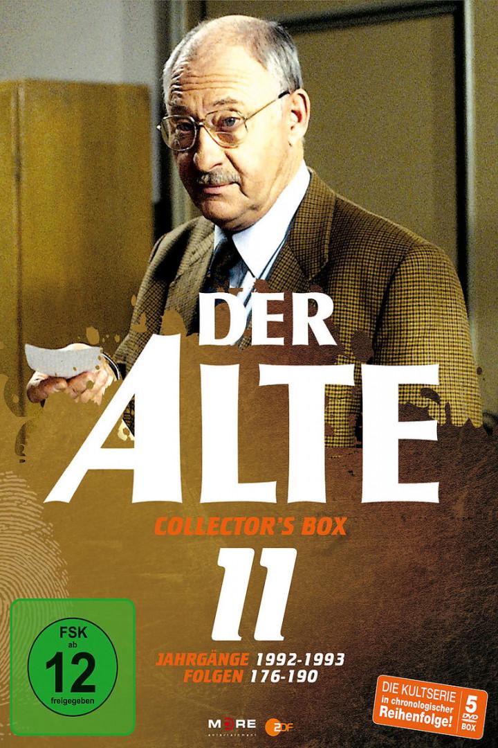 Der Alte Collector's Box Vol. 11 (15 Folgen/5 DVD): Der Alte