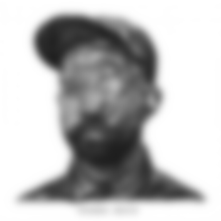 Woodkid Iron EP Cover