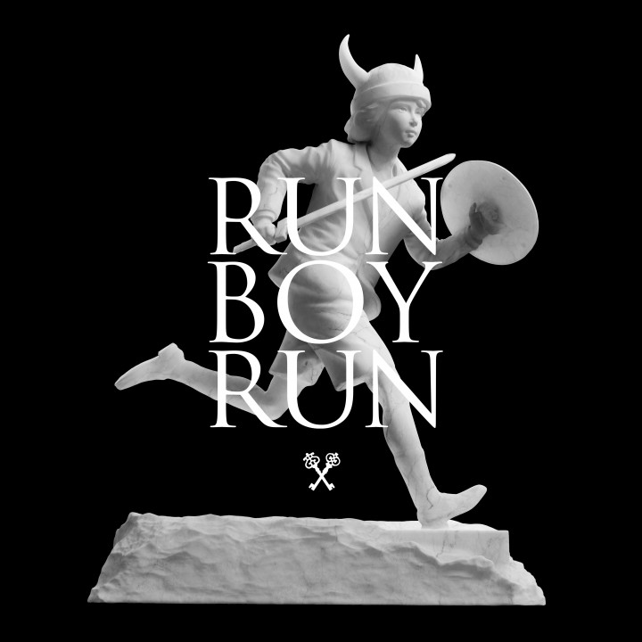 Woodkid Run Boy Run Cover