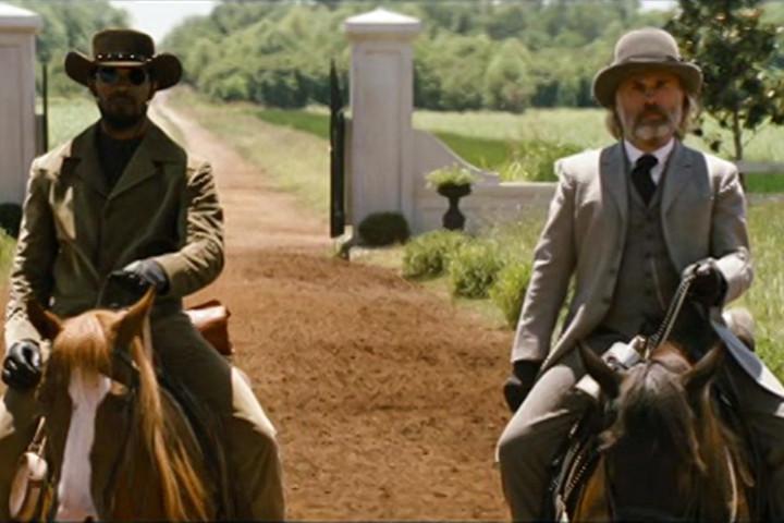 Django Unchained Trailer videostill