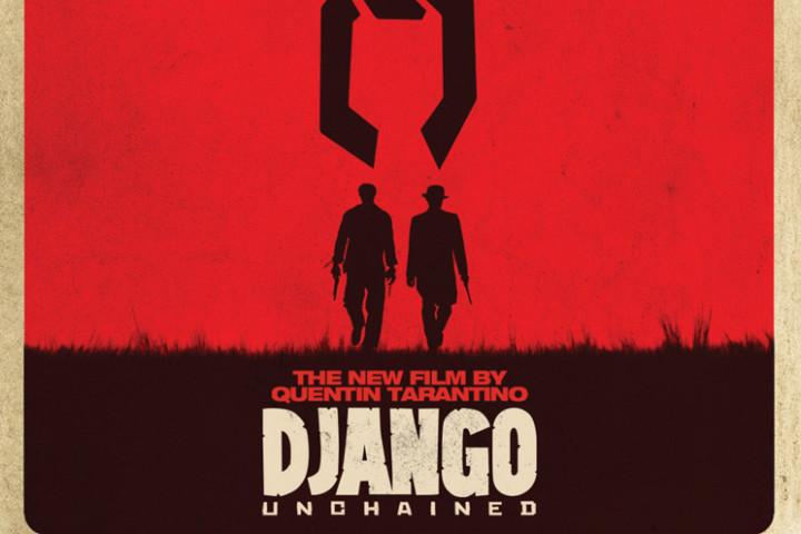 Ausschnitt Django Unchained Cover