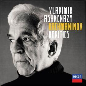 Vladimir Ashkenazy, Rachmaninov Rarities, 00028947829393