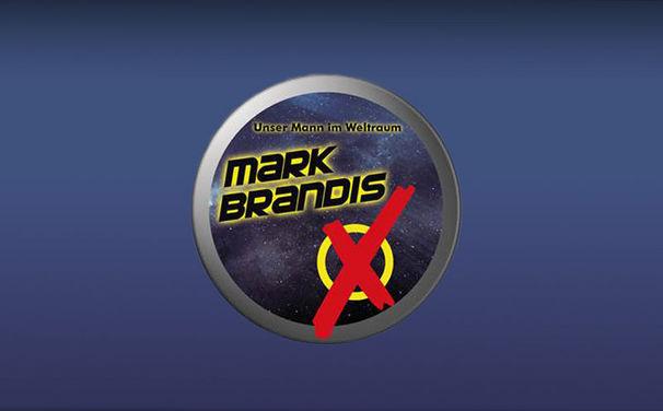 Mark Brandis, Mark Brandis – Aufkleber gefällig?