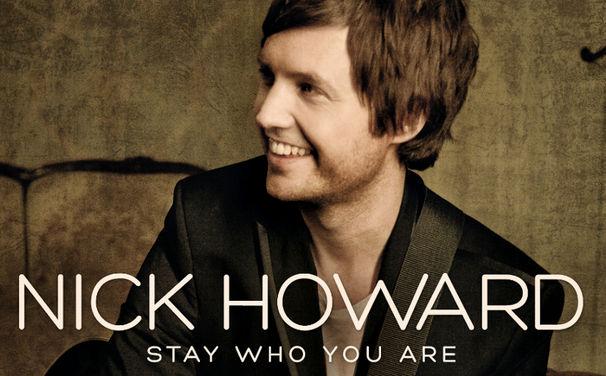 Nick Howard, Stay Who You Are: Cover des neuen Nick Howard Albums wurde veröffentlicht