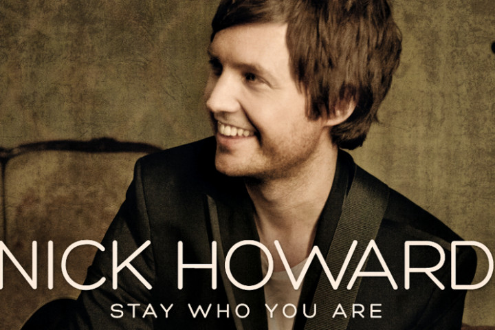 Nick Howard Cover Album Stay Who You Are
