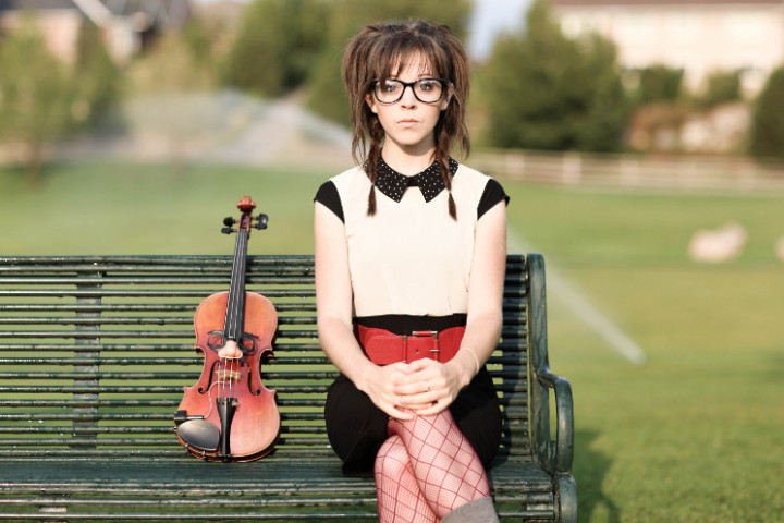 Lindsey Stirling album 2013