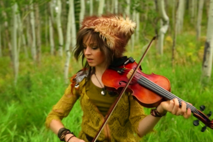 Lindsey Stirling Elements Video