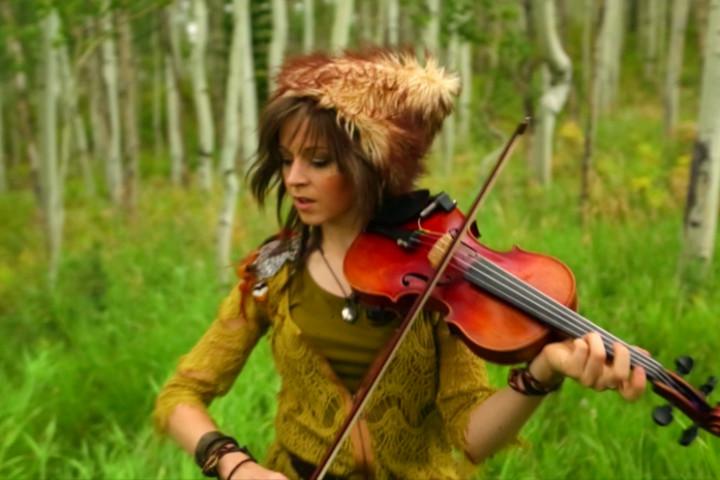 Lindsey Stirling Elements Video