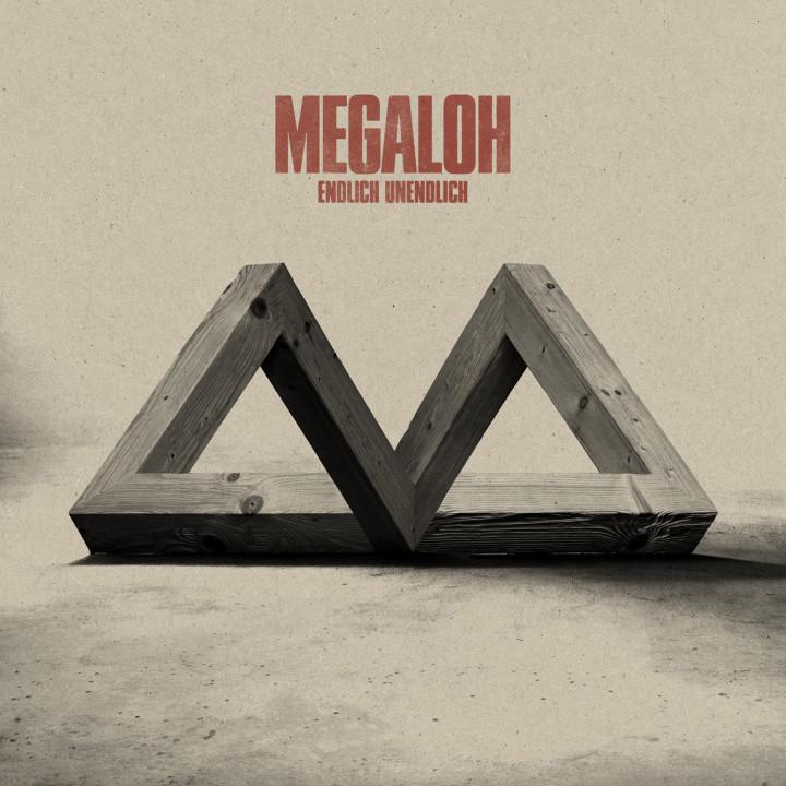 Megaloh Endlich unendlich Cover
