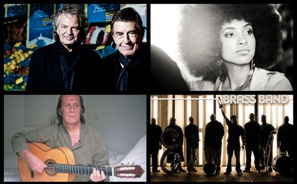 Various Artists, Unsere Kandidaten für einen Echo Jazz 2013, Teil 5