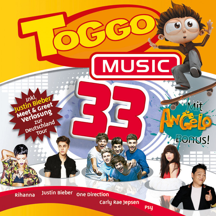 Toggo Music 33: Various Artists