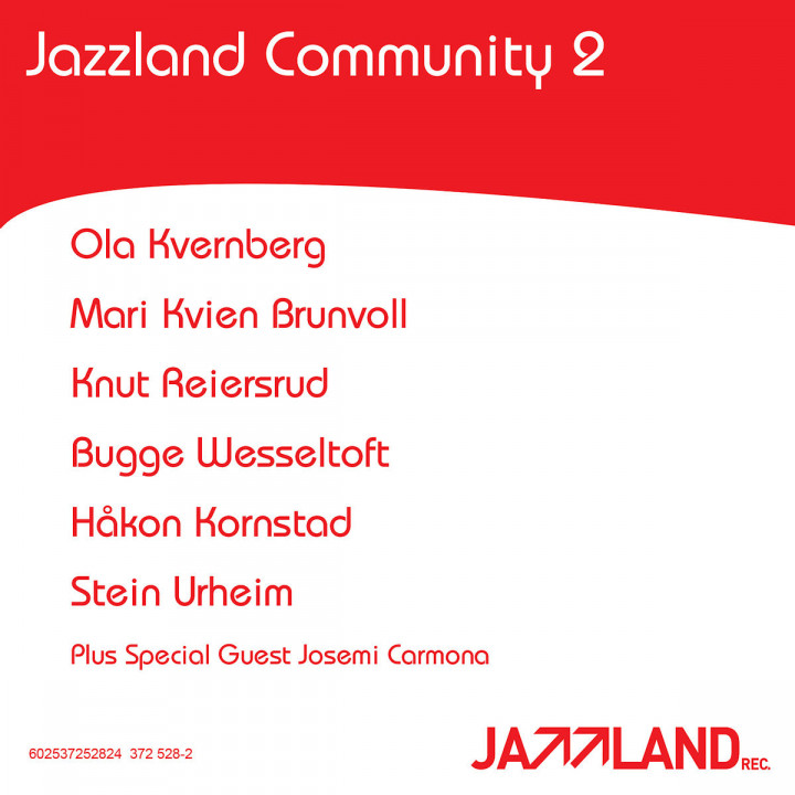 Jazzland Community Vol 2