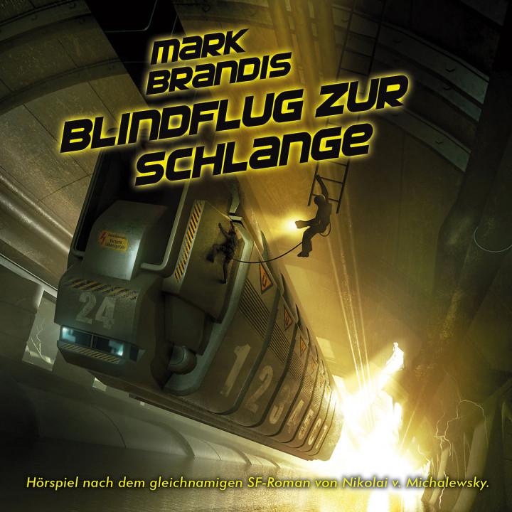 24: Blindflug zur Schlange: Mark Brandis