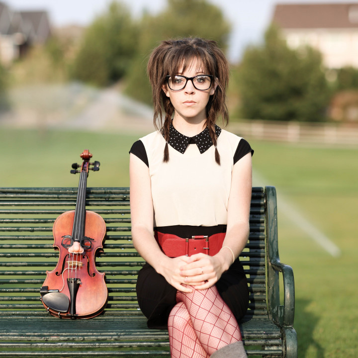 Pressefoto Lindsey Stirling