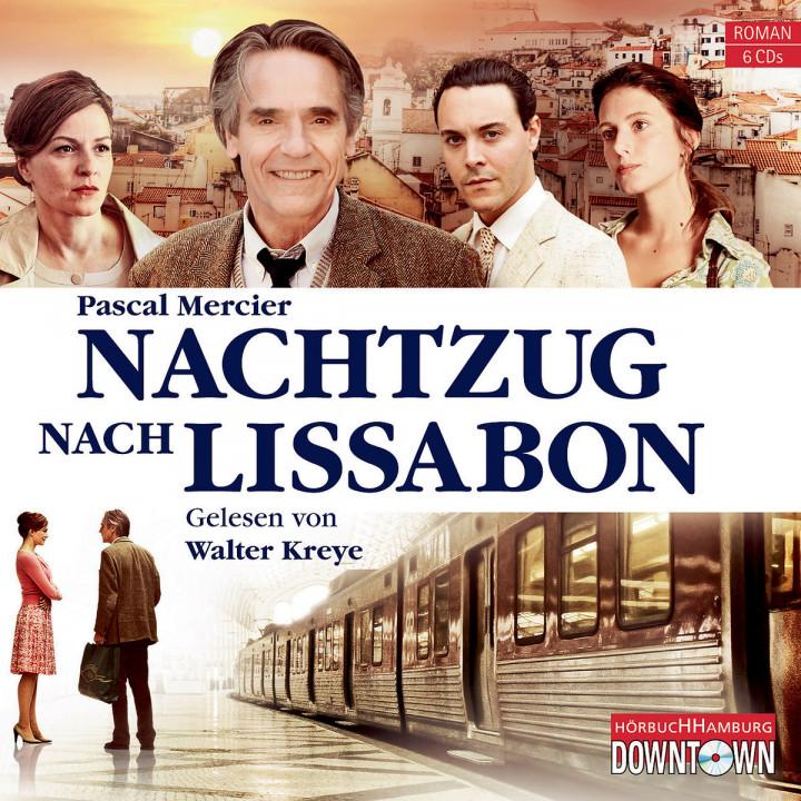 P. Mercier: Nachtzug nach Lissabon (Filmausgabe): Kreye,Walter