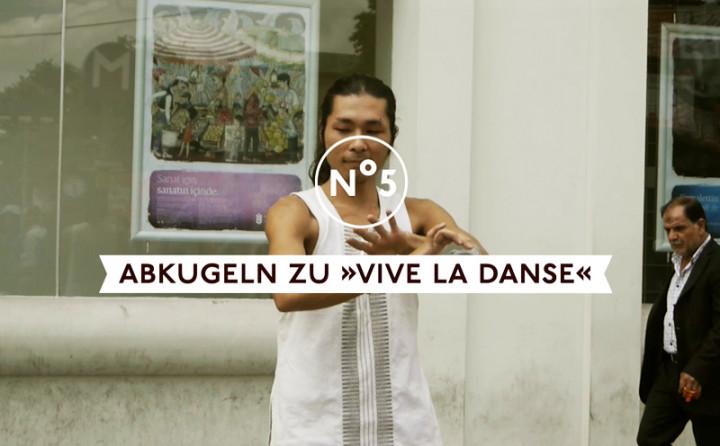 """Bosse Videotagebuch Episode 5 """"Abkugeln zu Vive La Dans"""""""