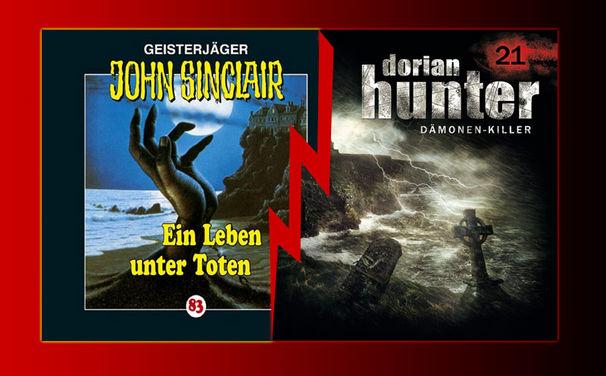 Dorian Hunter, JOHN SINCLAIR meets DORIAN HUNTER!