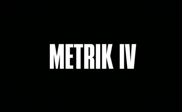 Metrik IV