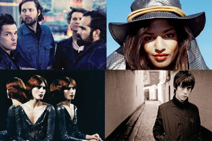 NME Nominierungen Jake Bugg, MIA, The Killers, Florence + The Machine
