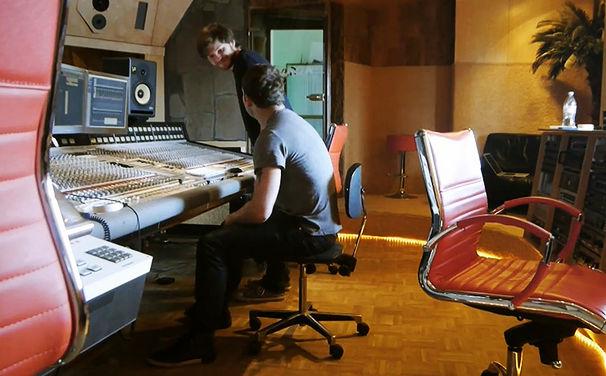Bosse, Neues Album Kraniche: Bosses Studioaufnahmen in Berlin