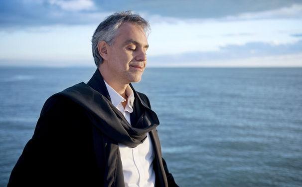 Andrea Bocelli, Andrea Bocelli zu Gast in Willkommen bei Carmen Nebel