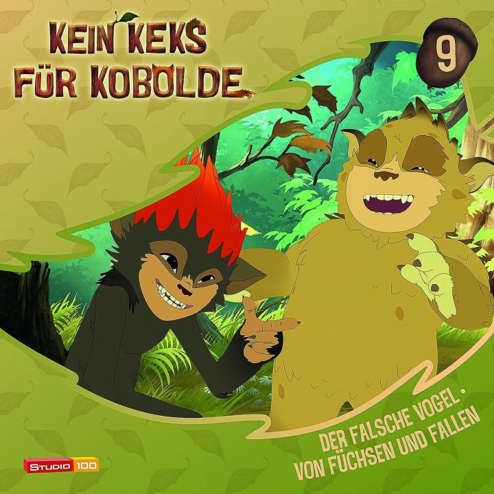 09: Der falsche Vogel/Von Füchsen und Fallen: Kein Keks für Kobolde (TV-Hörspiel)