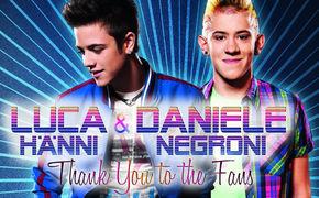 Luca Hänni, Hinweise zur Thank You To The Fans Tour mit Luca Hänni