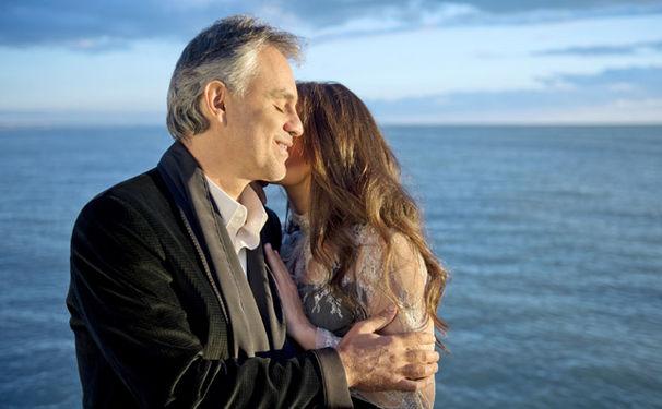 Andrea Bocelli, Andrea Bocelli gibt sein Kinodebüt mit Love in Portofino