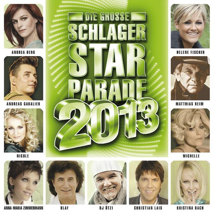 Die große Schlager Starparade 2013: Various Artists