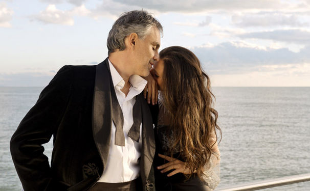 Andrea Bocelli, Zauber der Leidenschaft