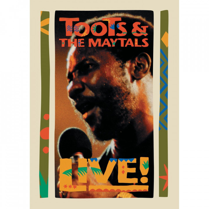 Toots & The Maytals - Live!