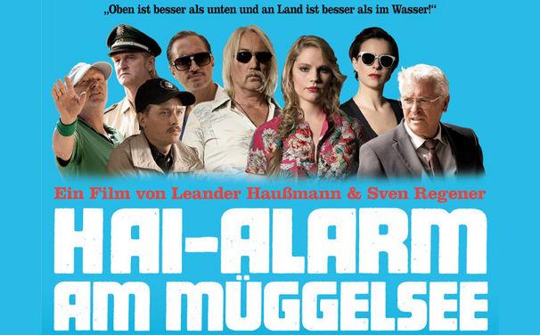 Hai-Alarm am Müggelsee, Hai-Alarm am Müggelsee: Sven Regner mit neuem Film und Soundtrack