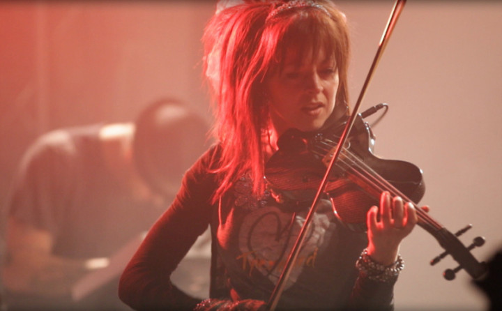 "Interview über Album ""Lindsey Stirling"""