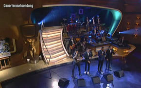 Blue, Nochmal ansehen: Blue zu Gast bei TV Total