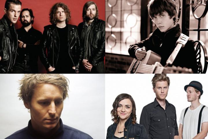 Rock Festival Line Ups 2013