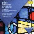 Virtuoso, Pärt: De Profundis; Górecki: Totus Tuus - 20th Century Choral Masterpieces, 00028947842309