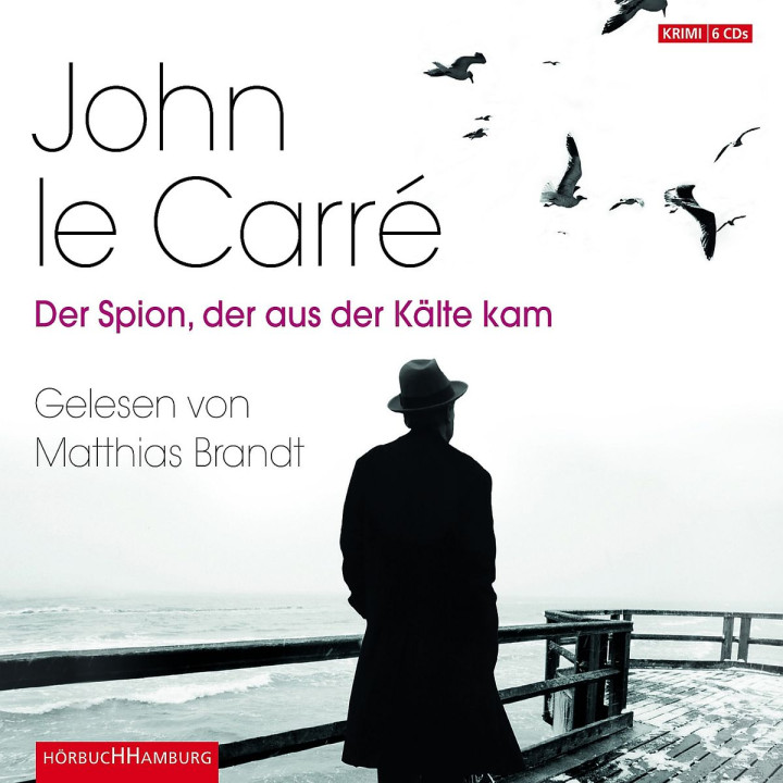 John le Carre: Der Spion, der aus der Kälte kam: Brandt,Matthias