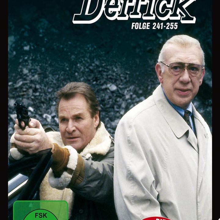 Derrick Collector's Box 17 (5 DVD / Ep. 241-255): Derrick