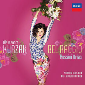 Aleksandra Kurzak, Bel Raggio - Rossini Arias, 00028947835530