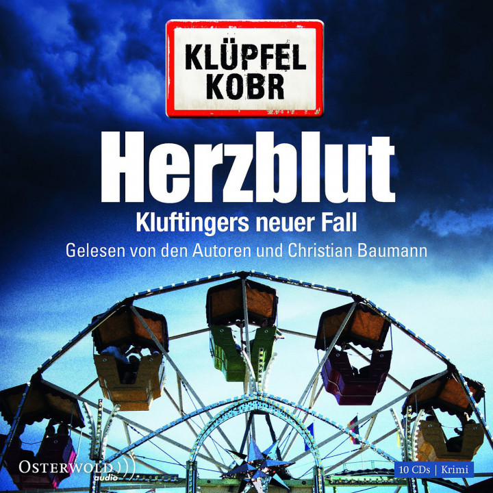 Herzblut - Kluftingers neuer Fall: Klüpfel,Volker/Kobr,Michael