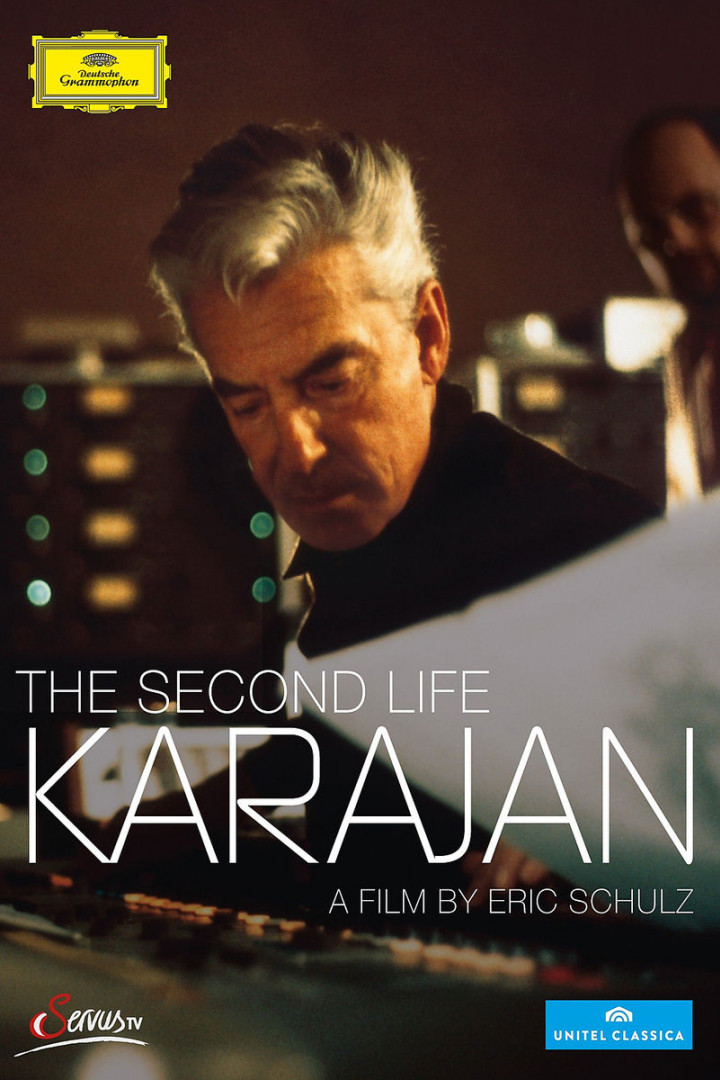 Karajan - The Second Life (Dokumentation): Karajan,Herbert von/Mutter/Schulz,Eric