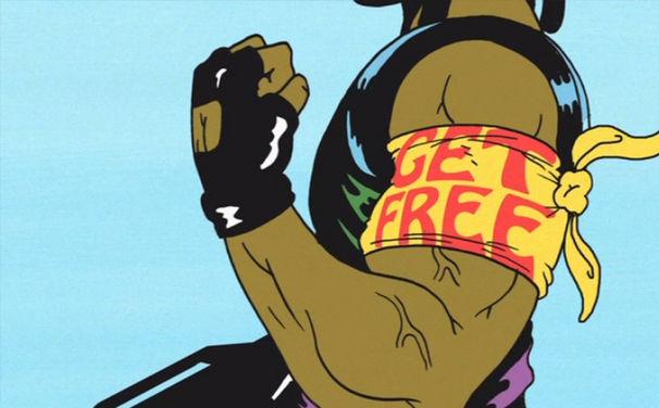 Major Lazer, Lyric-Video zur Single Get Free von Major Lazer jetzt online