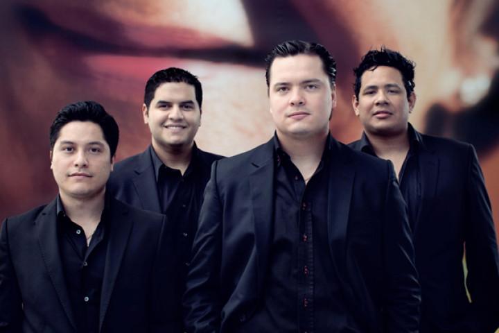 Simón Bolívar String Quartet (Boris Suaréz, Aimon Mata, Alejandro Carreño, Ismel Campos)