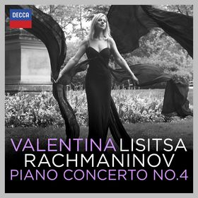 Valentina Lisitsa, Rachmaninov Klavierkonzert Nr.4, 00028947851110