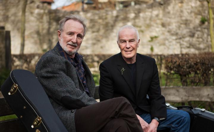 Hannes Wader und Allan Taylor